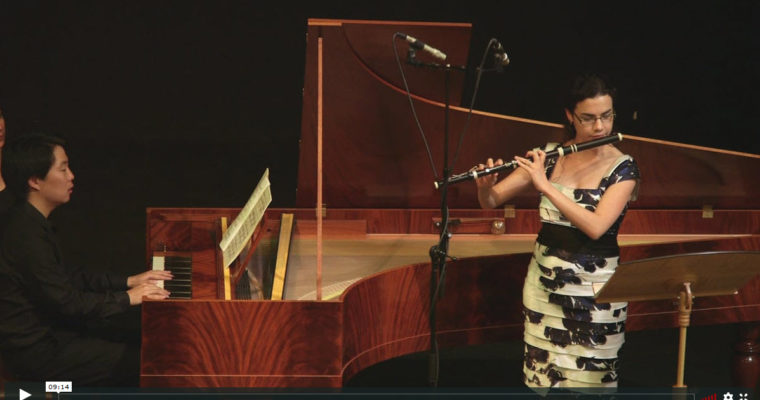 Andrea LeBlanc in concert