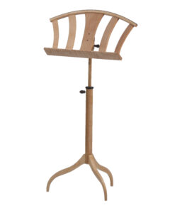 Tiger Maple Music Stand
